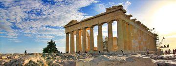 Parthenon temple, Acropolis in Athens, Greece
