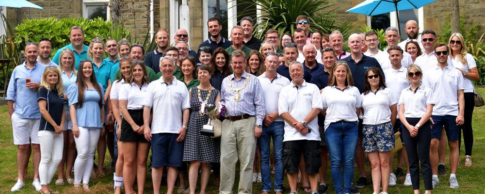 12th annual Charity Croquet Tournament