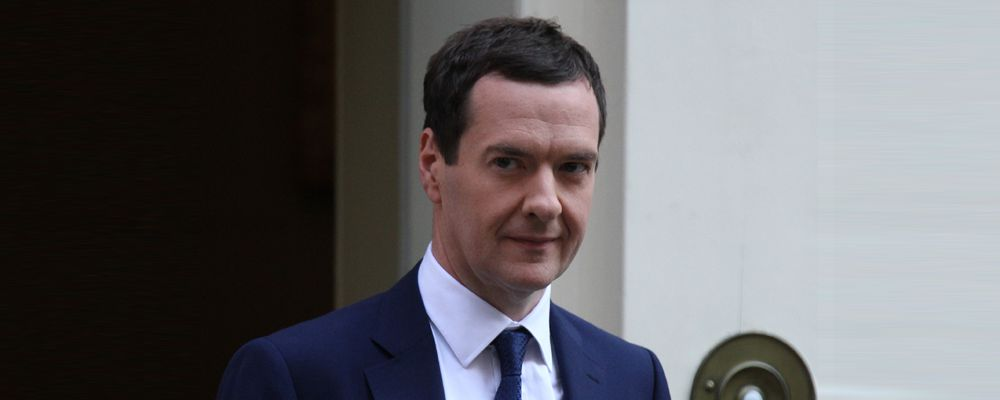 George Osborne Former Chancellor of the Exchequer