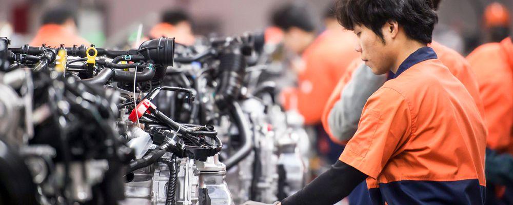 Japan Automobile Manufacturing Plant