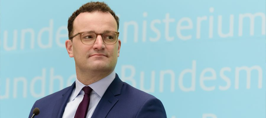 Jens Spahn, The German Minister for Health