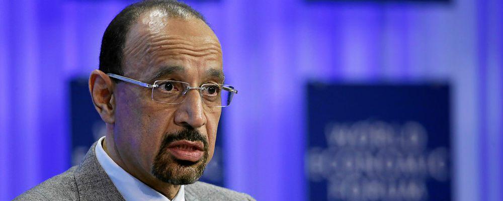 Khalid A. Al-Falih  Minister of Energy