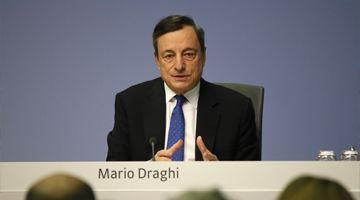 ECB Preisdent Mario Draghi