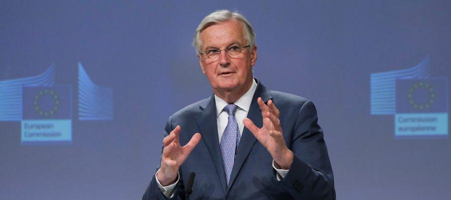 EU's Brexit negotiator Michel Barnier