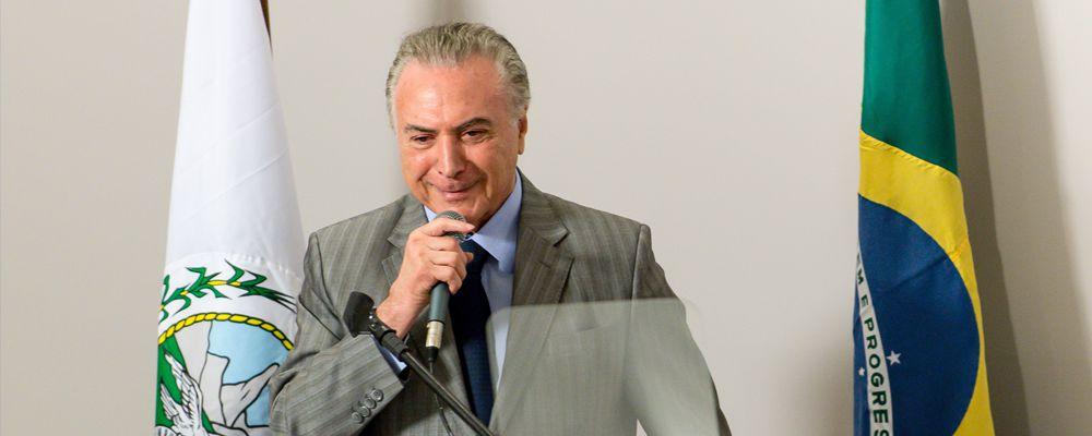 President of Brazil Michel Temer