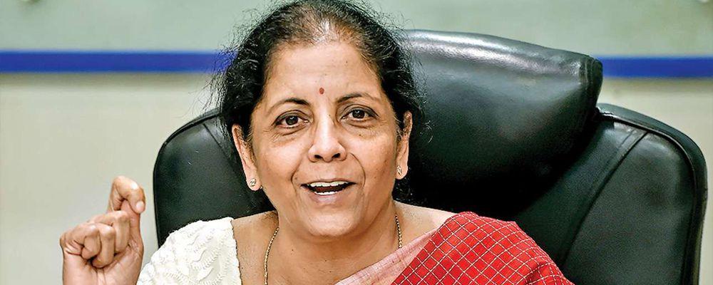 Nirmala Sitharaman, India's new Finance Minister