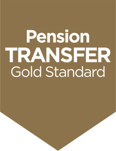 Pension Transfer Gold Standard Logo