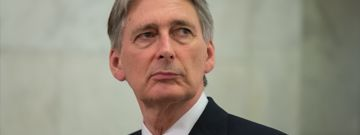 Secretary of State for Foreign and Commonwealth Affairs Philip Hammond