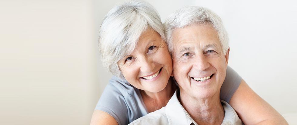 с парой знакомства пожилой